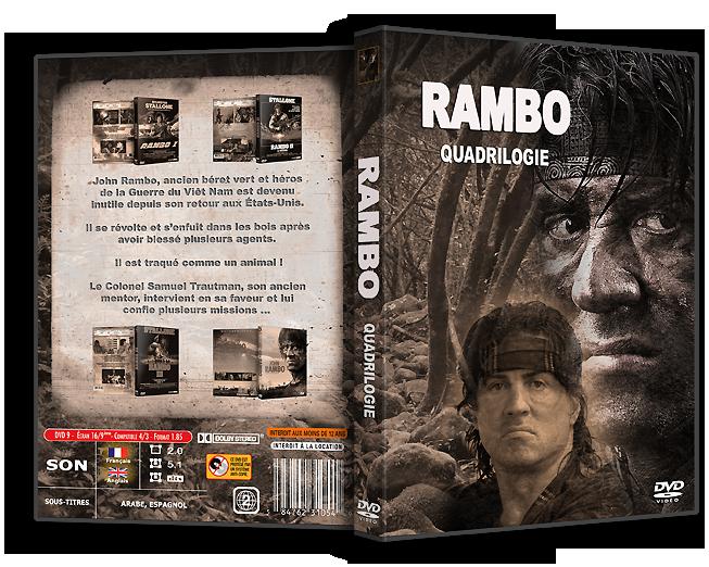 rapidshare - RAMBO la quadrilogie en FR